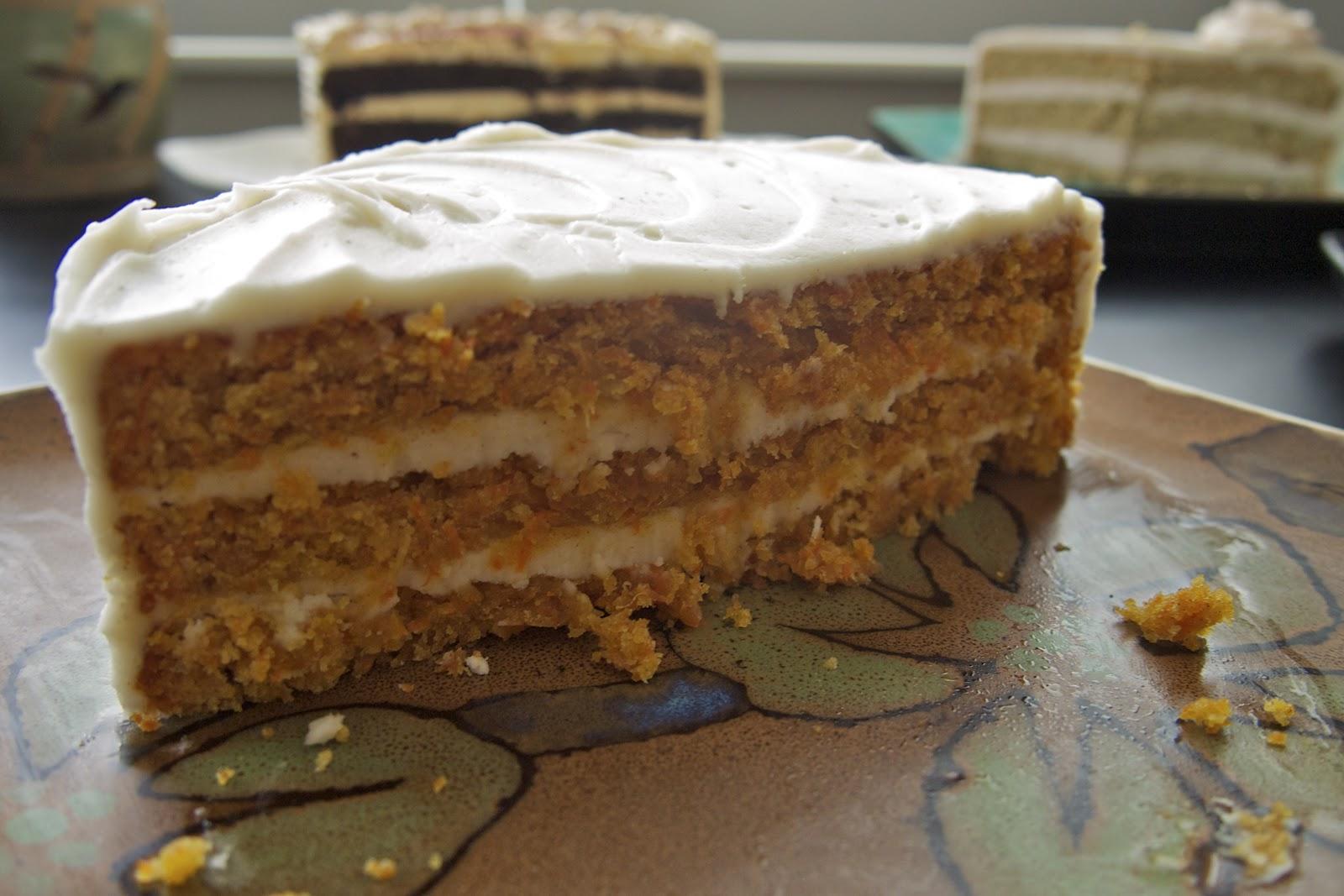 Project M A Wedding Cake Tasting